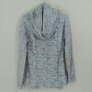 Market & Spruce Chunky Betti Shawl Sweater